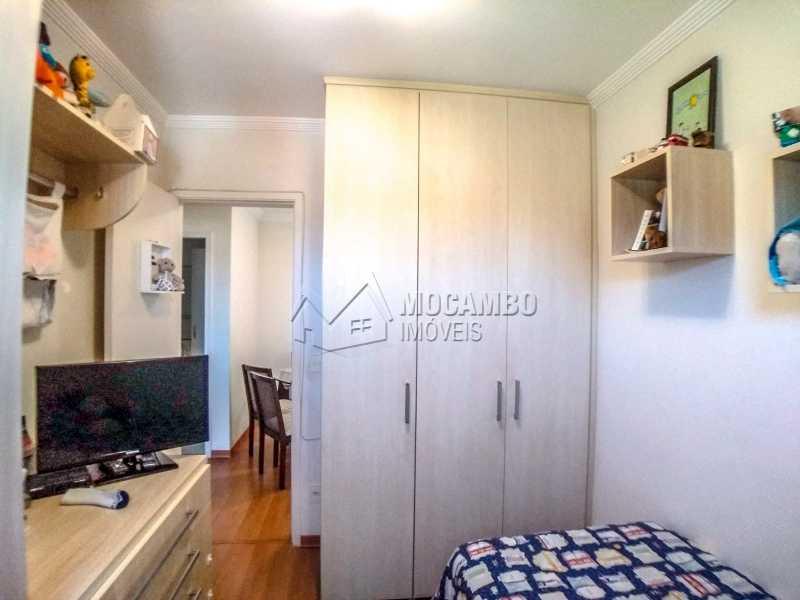 Dormitório - Apartamento 2 quartos à venda Itatiba,SP - R$ 345.000 - FCAP21017 - 12