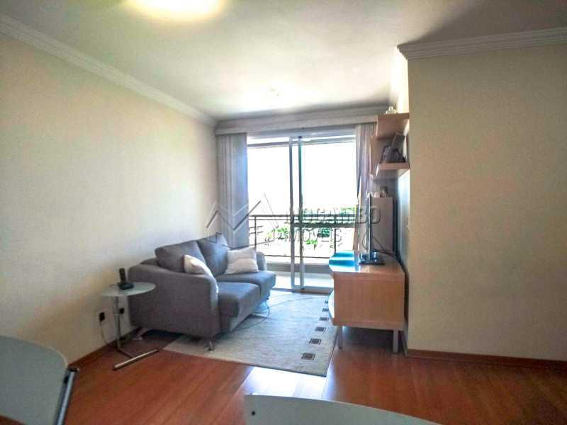 Sala - Apartamento 2 quartos à venda Itatiba,SP - R$ 345.000 - FCAP21017 - 5