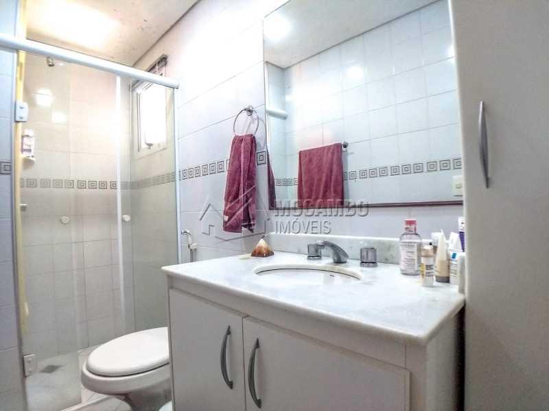 Banheiro da Suite - Apartamento 2 quartos à venda Itatiba,SP - R$ 345.000 - FCAP21017 - 17