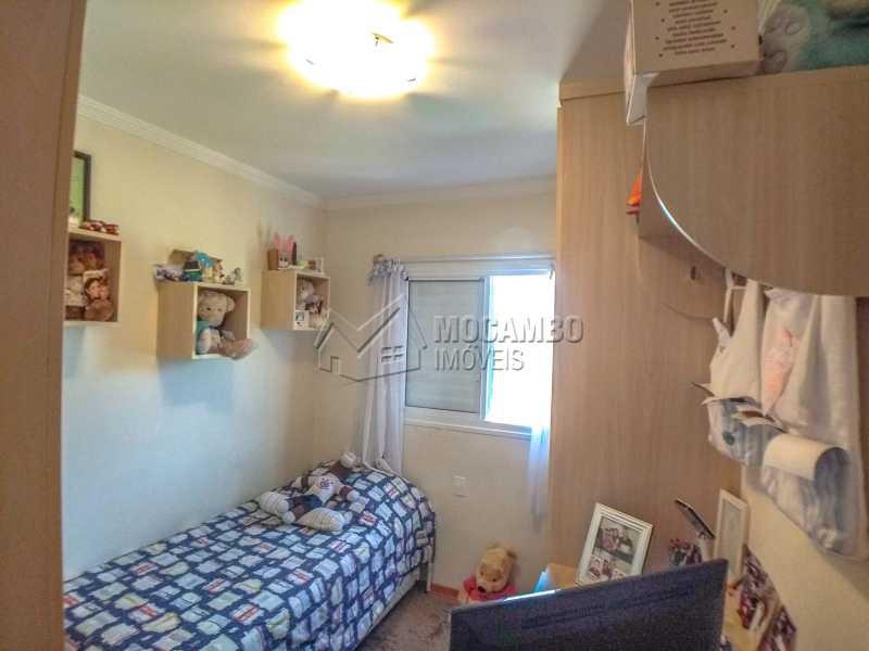 Dormitório - Apartamento 2 quartos à venda Itatiba,SP - R$ 345.000 - FCAP21017 - 11