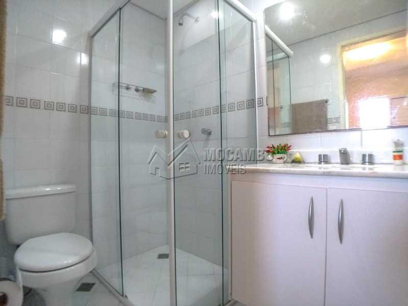 Banheiro Social - Apartamento 2 quartos à venda Itatiba,SP - R$ 345.000 - FCAP21017 - 10