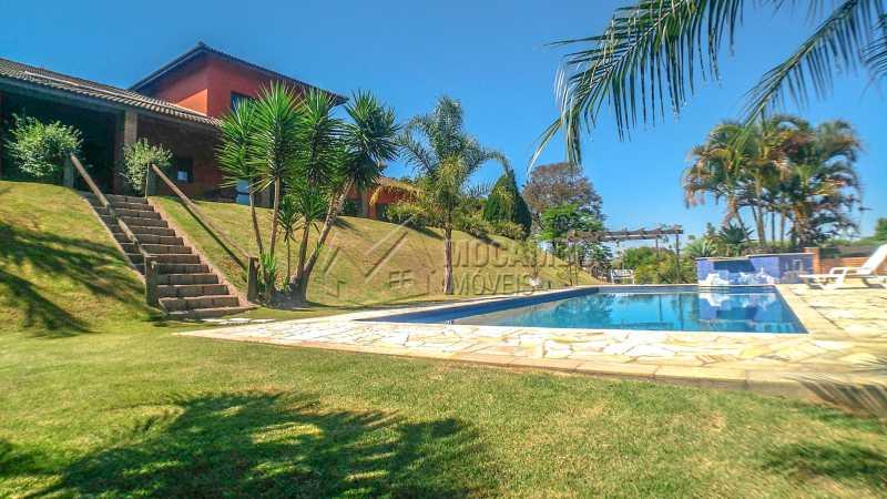 Condomínio Capela do Barreiro - Casa em Condomínio 5 quartos à venda Itatiba,SP - R$ 1.400.000 - FCCN50036 - 1
