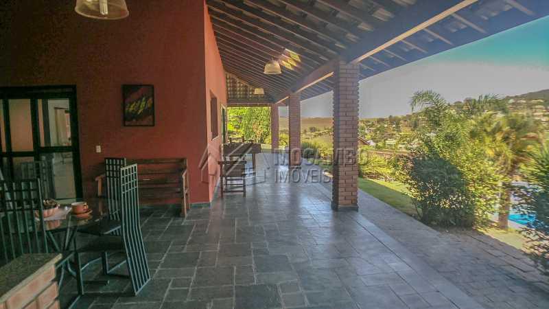 Condomínio Capela do Barreiro - Casa em Condomínio 5 quartos à venda Itatiba,SP - R$ 1.400.000 - FCCN50036 - 20