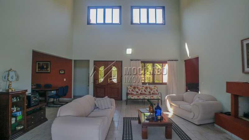 Condomínio Capela do Barreiro - Casa em Condomínio 5 quartos à venda Itatiba,SP - R$ 1.400.000 - FCCN50036 - 4