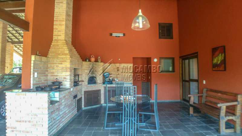 Condomínio Capela do Barreiro - Casa em Condomínio 5 quartos à venda Itatiba,SP - R$ 1.400.000 - FCCN50036 - 21