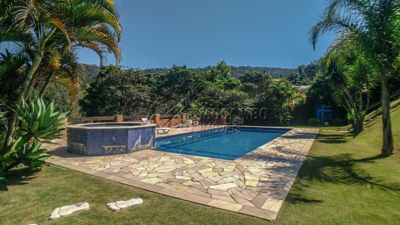 Condomínio Capela do Barreiro - Casa em Condomínio 5 quartos à venda Itatiba,SP - R$ 1.400.000 - FCCN50036 - 25