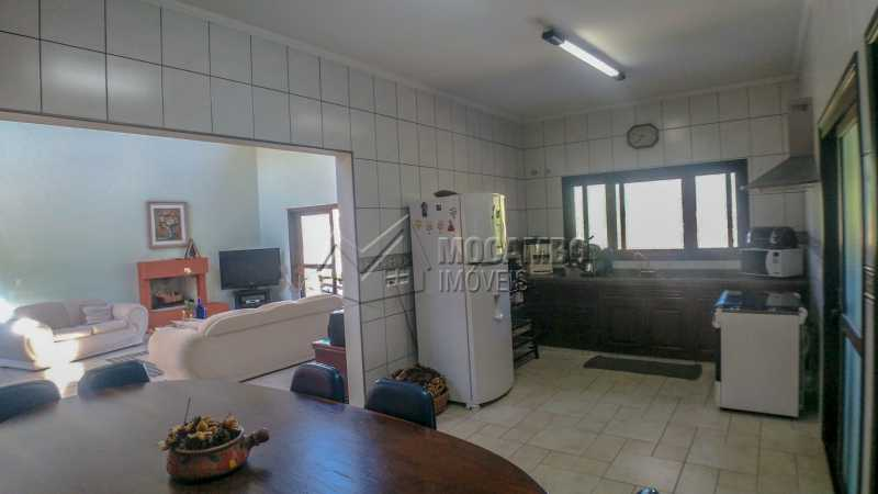 Condomínio Capela do Barreiro - Casa em Condomínio 5 quartos à venda Itatiba,SP - R$ 1.400.000 - FCCN50036 - 8