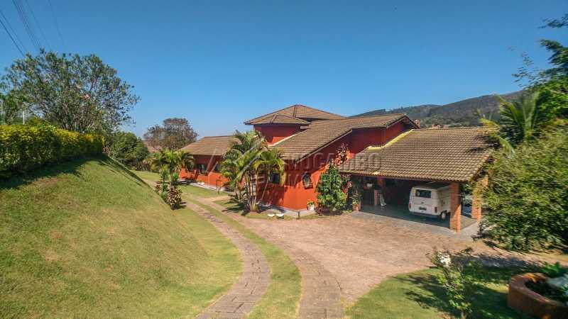 Condomínio Capela do Barreiro - Casa em Condomínio 5 quartos à venda Itatiba,SP - R$ 1.400.000 - FCCN50036 - 3