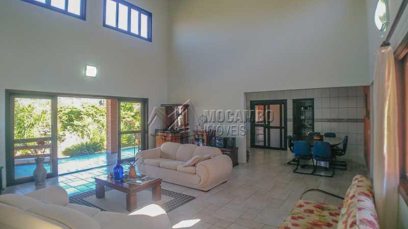 Condomínio Capela do Barreiro - Casa em Condomínio 5 quartos à venda Itatiba,SP - R$ 1.400.000 - FCCN50036 - 5