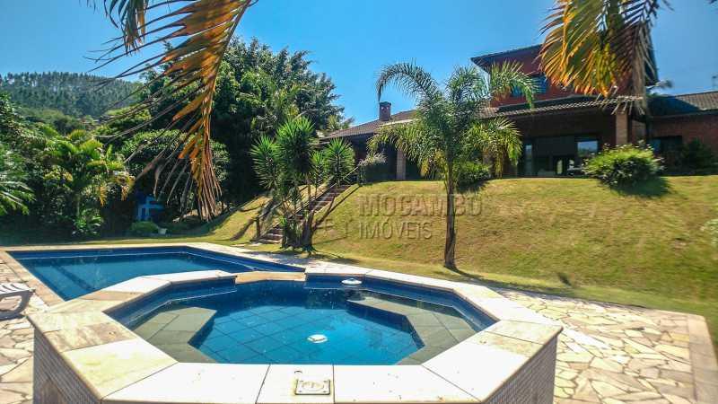 Condomínio Capela do Barreiro - Casa em Condomínio 5 quartos à venda Itatiba,SP - R$ 1.400.000 - FCCN50036 - 18