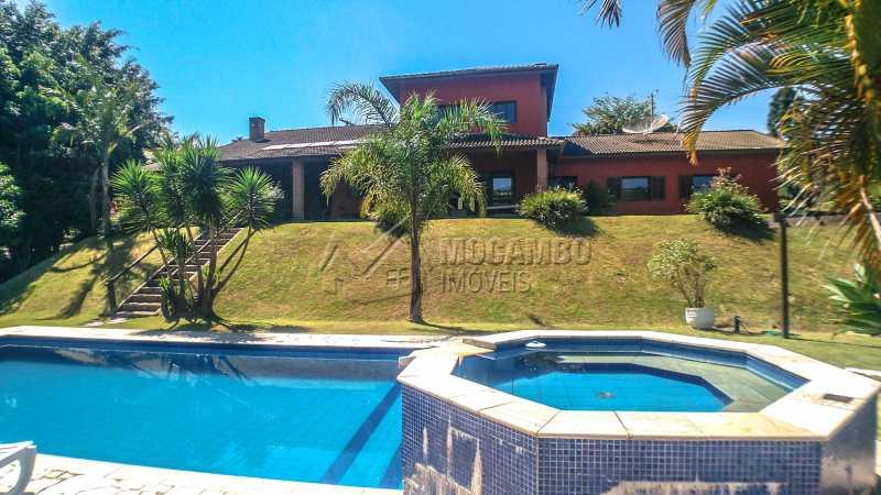 Condomínio Capela do Barreiro - Casa em Condomínio 5 quartos à venda Itatiba,SP - R$ 1.400.000 - FCCN50036 - 12