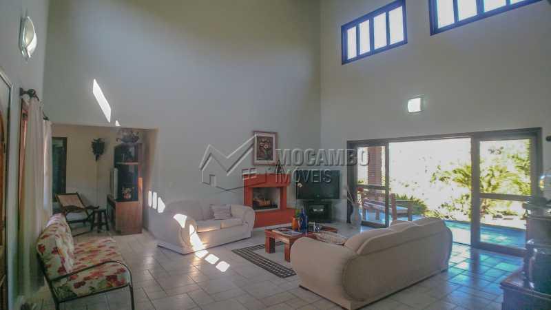 Condomínio Capela do Barreiro - Casa em Condomínio 5 quartos à venda Itatiba,SP - R$ 1.400.000 - FCCN50036 - 6