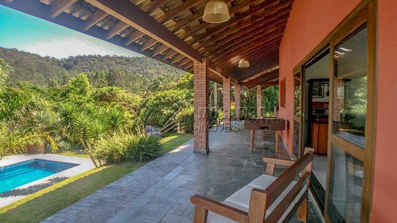 Condomínio Capela do Barreiro - Casa em Condomínio 5 quartos à venda Itatiba,SP - R$ 1.400.000 - FCCN50036 - 19