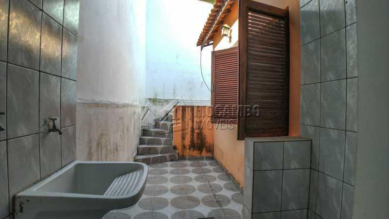 Lavanderia - Casa 3 quartos à venda Itatiba,SP - R$ 399.000 - FCCA31270 - 18