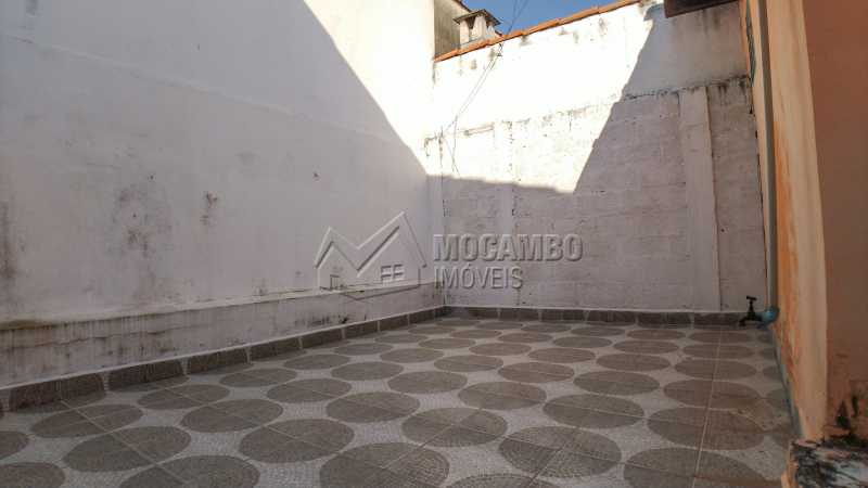 Quintal - Casa 3 quartos à venda Itatiba,SP - R$ 399.000 - FCCA31270 - 20