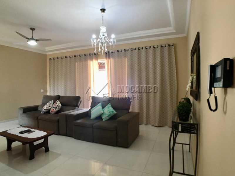 Sala de tv - Casa 2 quartos à venda Itatiba,SP - R$ 550.000 - FCCA21248 - 3