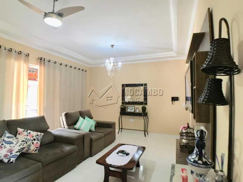 Sala de tv - Casa 2 quartos à venda Itatiba,SP - R$ 550.000 - FCCA21248 - 1