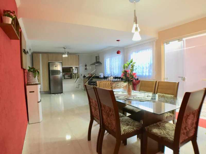 Sala de jantar - Casa 2 quartos à venda Itatiba,SP - R$ 550.000 - FCCA21248 - 9