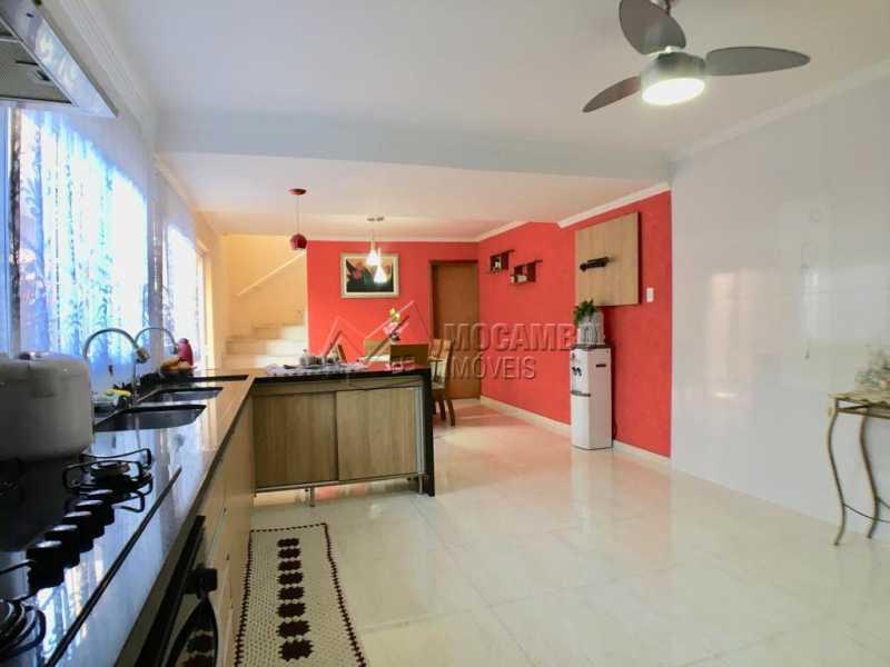 Cozinha - Casa 2 quartos à venda Itatiba,SP - R$ 550.000 - FCCA21248 - 11