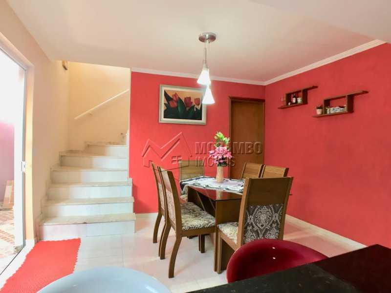 Sala de jantar - Casa 2 quartos à venda Itatiba,SP - R$ 550.000 - FCCA21248 - 10