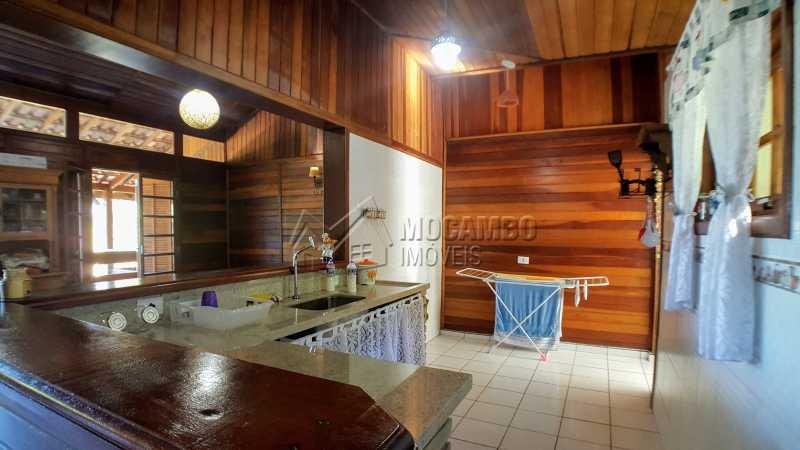 Cozinha - Casa em Condomínio Itaembú, Itatiba, Bairro Sítio da Moenda, SP À Venda, 3 Quartos, 280m² - FCCN30421 - 9