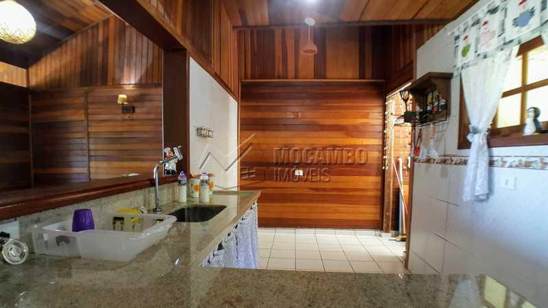 Cozinha - Casa em Condomínio Itaembú, Itatiba, Bairro Sítio da Moenda, SP À Venda, 3 Quartos, 280m² - FCCN30421 - 11