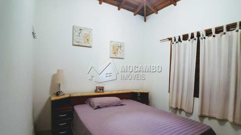 Dormitório - Casa em Condomínio Itaembú, Itatiba, Bairro Sítio da Moenda, SP À Venda, 3 Quartos, 280m² - FCCN30421 - 12
