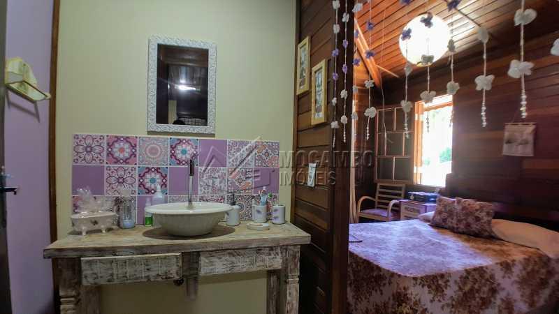 Banheiro - Casa em Condomínio Itaembú, Itatiba, Bairro Sítio da Moenda, SP À Venda, 3 Quartos, 280m² - FCCN30421 - 13