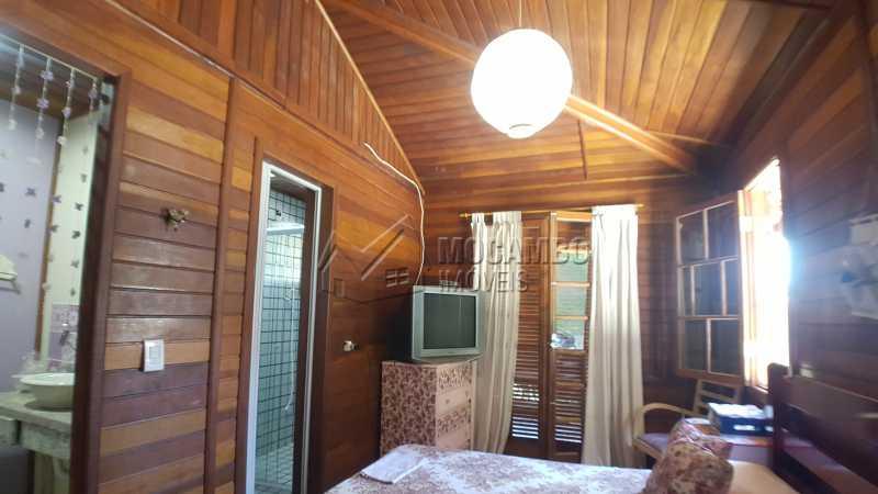 Suíte - Casa em Condomínio Itaembú, Itatiba, Bairro Sítio da Moenda, SP À Venda, 3 Quartos, 280m² - FCCN30421 - 14