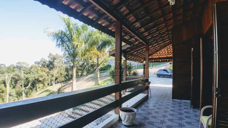 Varanda - Casa em Condomínio Itaembú, Itatiba, Bairro Sítio da Moenda, SP À Venda, 3 Quartos, 280m² - FCCN30421 - 5