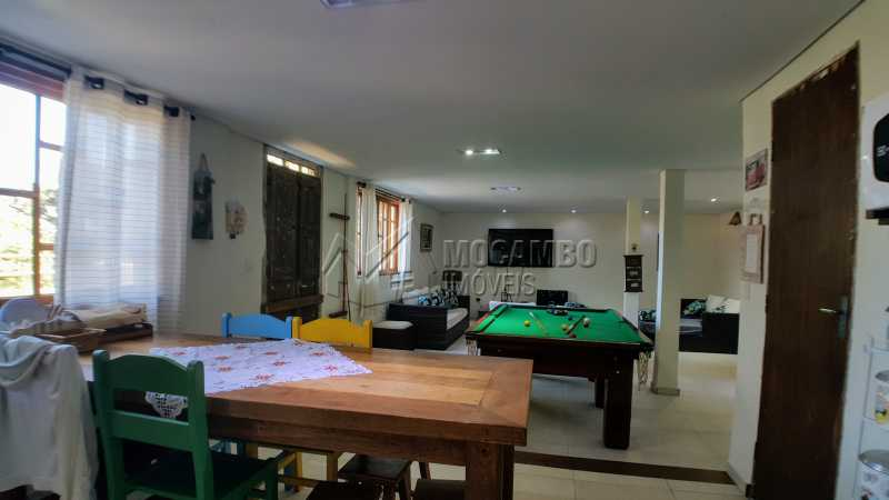 Salão jogos - Casa em Condomínio Itaembú, Itatiba, Bairro Sítio da Moenda, SP À Venda, 3 Quartos, 280m² - FCCN30421 - 19