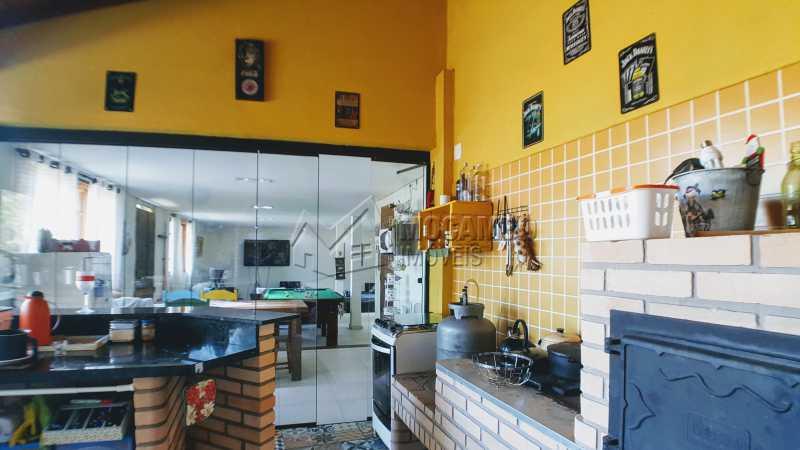 Currasqueira - Casa em Condomínio Itaembú, Itatiba, Bairro Sítio da Moenda, SP À Venda, 3 Quartos, 280m² - FCCN30421 - 21