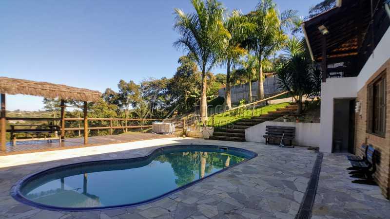 Piscina - Casa em Condomínio Itaembú, Itatiba, Bairro Sítio da Moenda, SP À Venda, 3 Quartos, 280m² - FCCN30421 - 25