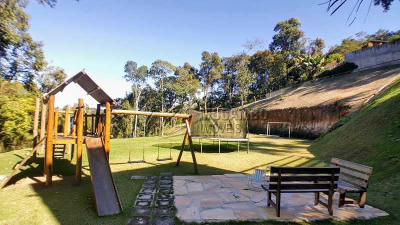 Play ground - Casa em Condomínio Itaembú, Itatiba, Bairro Sítio da Moenda, SP À Venda, 3 Quartos, 280m² - FCCN30421 - 28