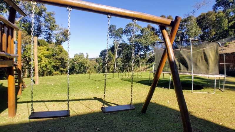 Play ground - Casa em Condomínio Itaembú, Itatiba, Bairro Sítio da Moenda, SP À Venda, 3 Quartos, 280m² - FCCN30421 - 29
