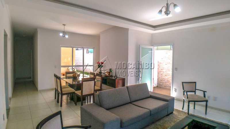 Cond. Itatiba Country Club - Casa em Condomínio 3 Quartos À Venda Itatiba,SP - R$ 640.000 - FCCN30422 - 3