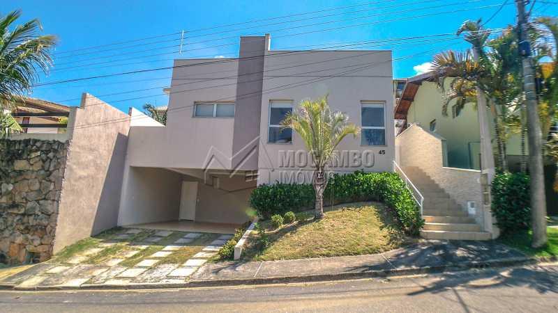 Cond. Itatiba Country Club - Casa em Condomínio 3 Quartos À Venda Itatiba,SP - R$ 640.000 - FCCN30422 - 1