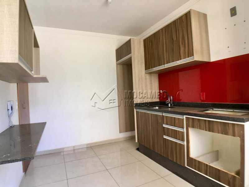 Cozinha - Apartamento Condomínio Residencial Fernanda, Itatiba, Jardim México, SP À Venda, 2 Quartos, 58m² - FCAP21019 - 1