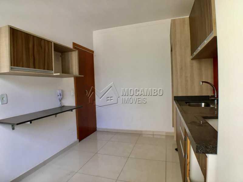 Cozinha - Apartamento Condomínio Residencial Fernanda, Itatiba, Jardim México, SP À Venda, 2 Quartos, 58m² - FCAP21019 - 3