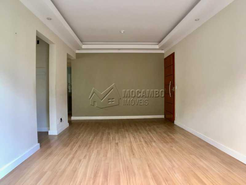Sala - Apartamento Condomínio Residencial Fernanda, Itatiba, Jardim México, SP À Venda, 2 Quartos, 58m² - FCAP21019 - 7