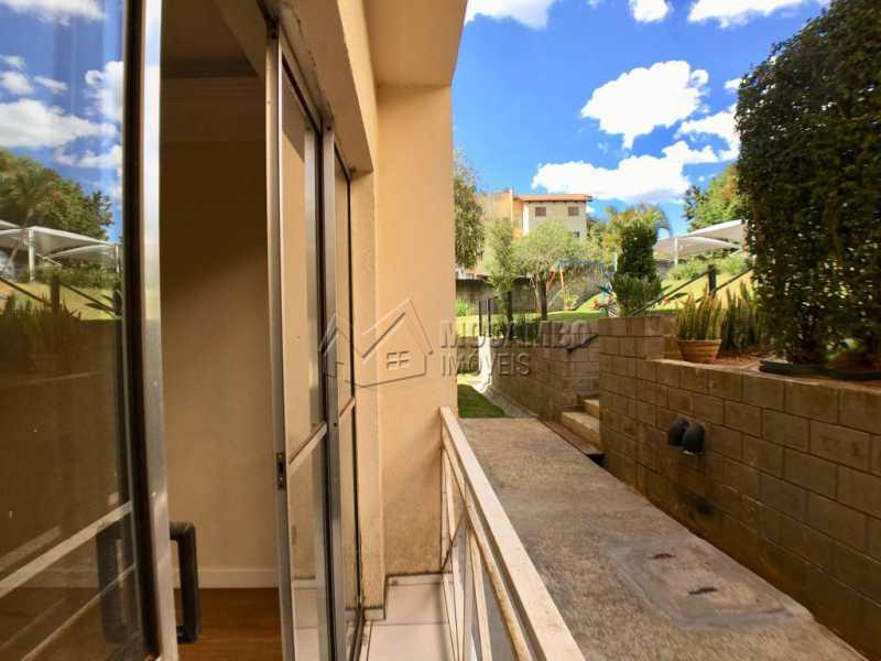 Varanda - Apartamento Condomínio Residencial Fernanda, Itatiba, Jardim México, SP À Venda, 2 Quartos, 58m² - FCAP21019 - 9
