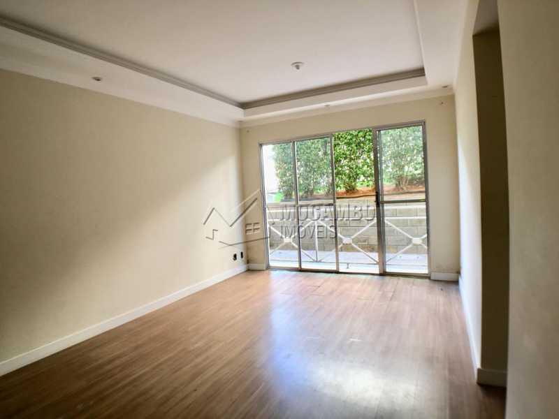 Sala - Apartamento Condomínio Residencial Fernanda, Itatiba, Jardim México, SP À Venda, 2 Quartos, 58m² - FCAP21019 - 6