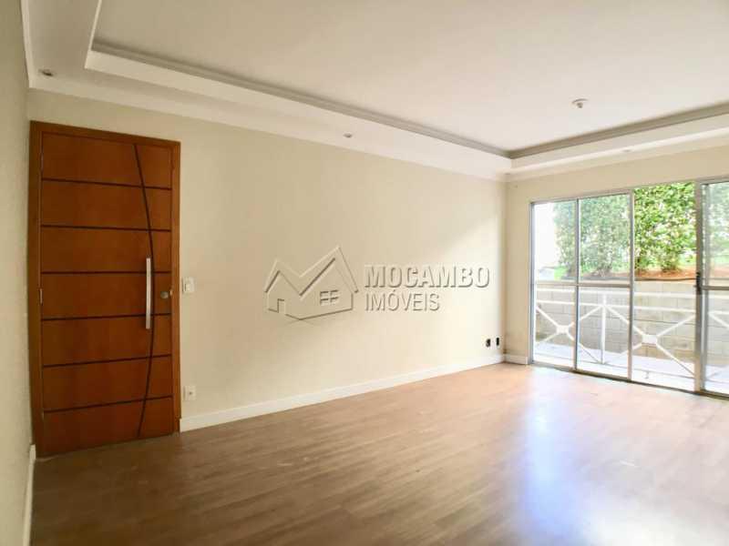 Sala - Apartamento Condomínio Residencial Fernanda, Itatiba, Jardim México, SP À Venda, 2 Quartos, 58m² - FCAP21019 - 8