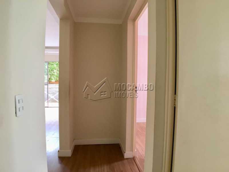Corredor - Apartamento Condomínio Residencial Fernanda, Itatiba, Jardim México, SP À Venda, 2 Quartos, 58m² - FCAP21019 - 12