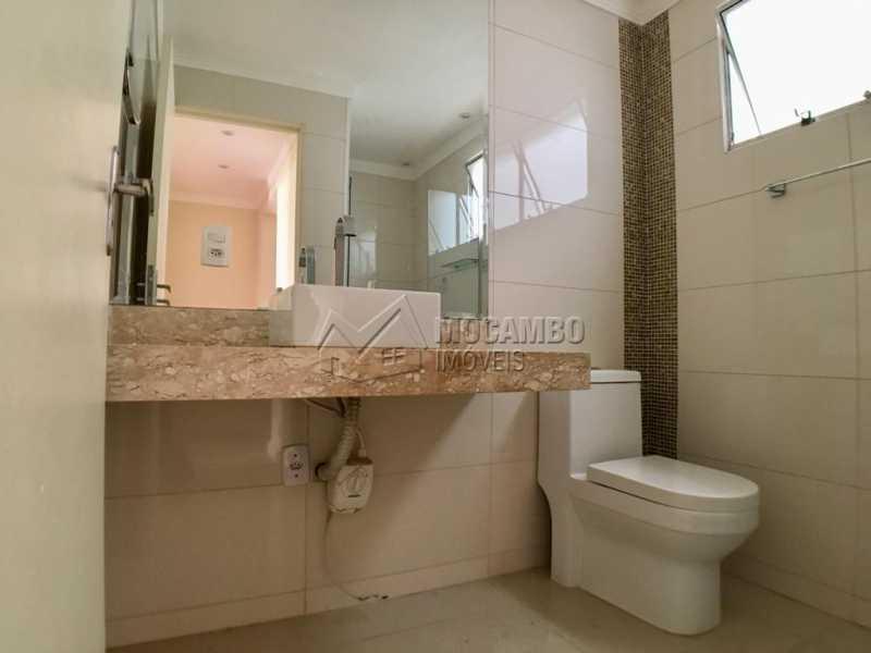 Banheiro social - Apartamento Condomínio Residencial Fernanda, Itatiba, Jardim México, SP À Venda, 2 Quartos, 58m² - FCAP21019 - 13