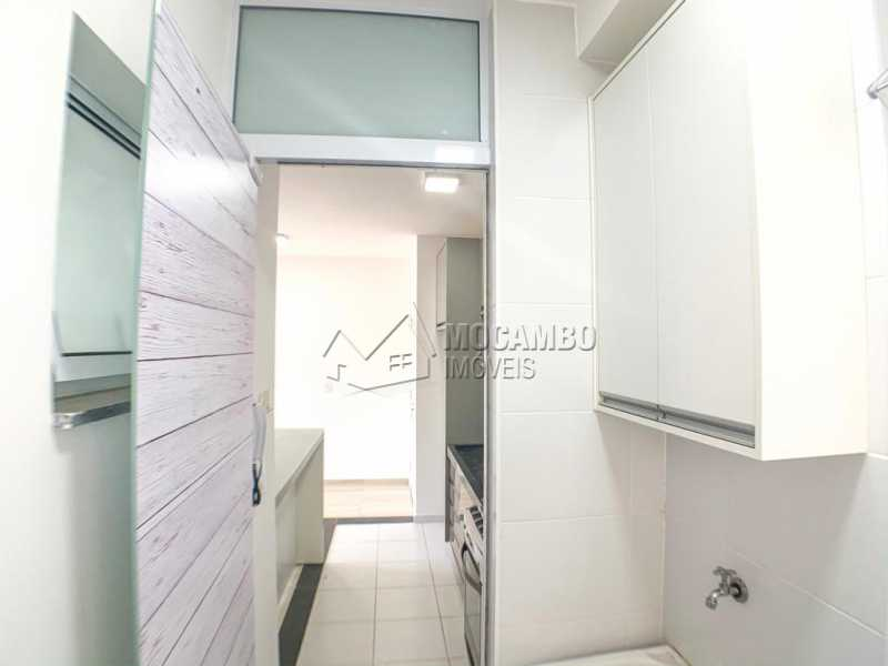 Lavanderia - Apartamento 2 Quartos À Venda Itatiba,SP - R$ 259.900 - FCAP21031 - 9