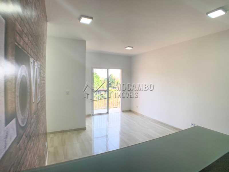 Sala - Apartamento 2 Quartos À Venda Itatiba,SP - R$ 259.900 - FCAP21031 - 5