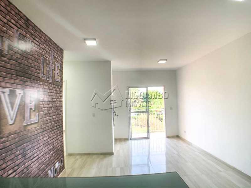 Sala - Apartamento 2 Quartos À Venda Itatiba,SP - R$ 259.900 - FCAP21031 - 1