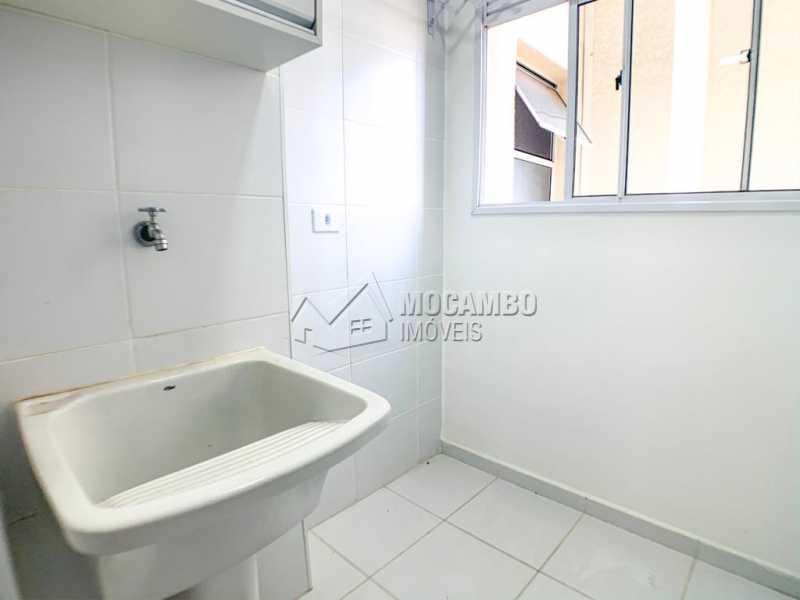 Lavanderia - Apartamento 2 Quartos À Venda Itatiba,SP - R$ 259.900 - FCAP21031 - 16