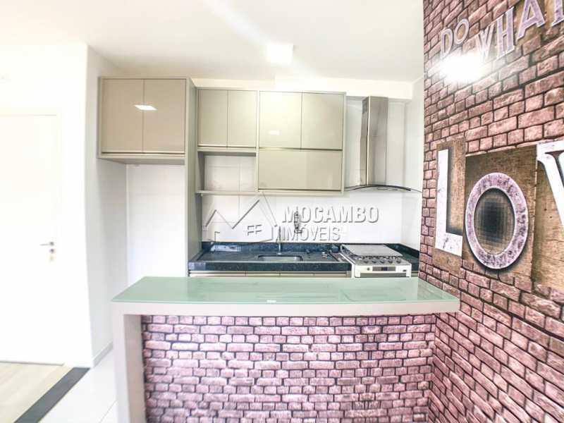 Cozinha - Apartamento 2 Quartos À Venda Itatiba,SP - R$ 259.900 - FCAP21031 - 6